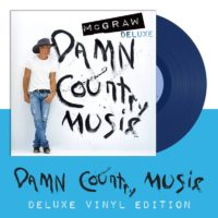 Damn Country Music Vinyl