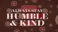 Humble & Kind Lyric Video Image