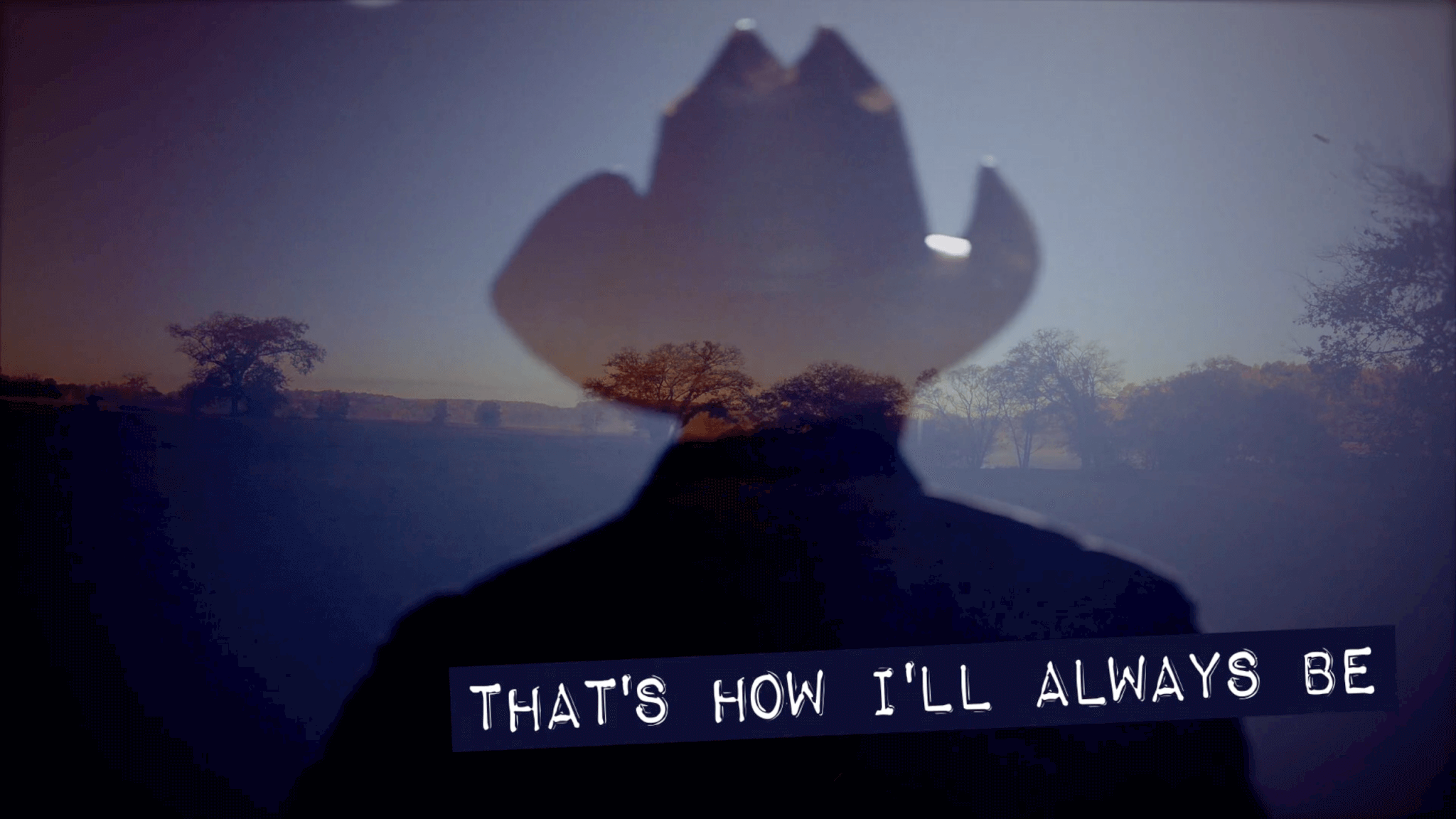 How I'll Always Be Image for Lyric Video