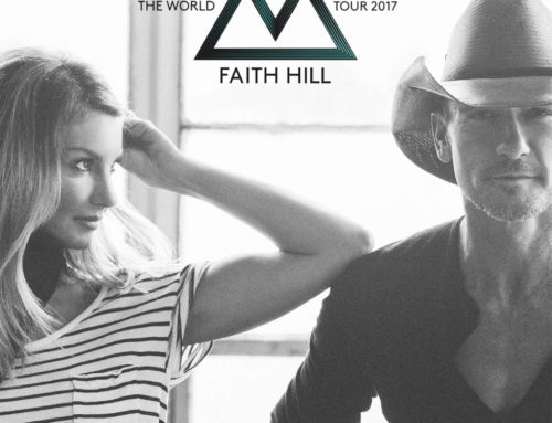 "GRAMMY AWARD-WINNING SUPERSTARS TIM MCGRAW AND FAITH HILL ANNOUNCE ""SOUL2SOUL THE WORLD TOUR 2017"""