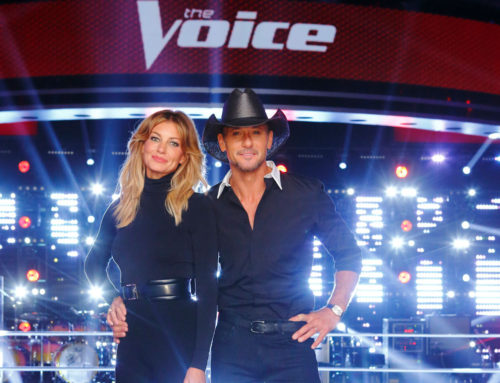 NBC'S 'THE VOICE' WELCOMES MUSIC SUPERSTARS FAITH HILL AND TIM McGRAW AS SEASON 11 KEY ADVISERS