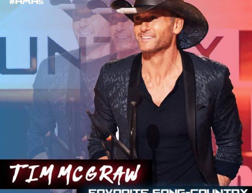 "McGraw wins ""Favorite Country Song"" AMA with Humble And Kind"