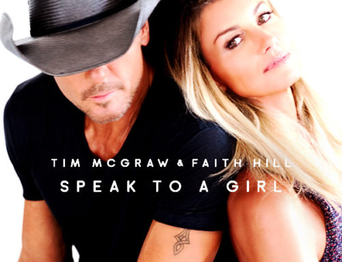 "Tim McGraw and Faith Hill Release ""Speak to a Girl"" Today"