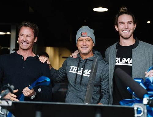 McGraw launches flagship TRUMAV Fitness in Nashville