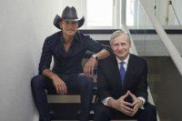 Image of Tim McGraw and Jon Meacham