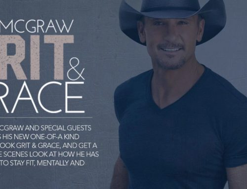 TIM MCGRAW TALKS FITNESS & TRANSFORMATION IN HIS NEW BOOK